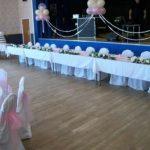 function main table in horden welfare club