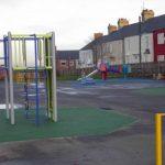Play area in horden