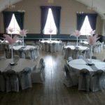 function room in horden welfare club