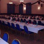 function tables in horden welfare club