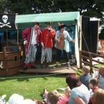 Pirates in the Park day